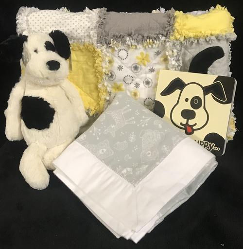 Yellow blankets