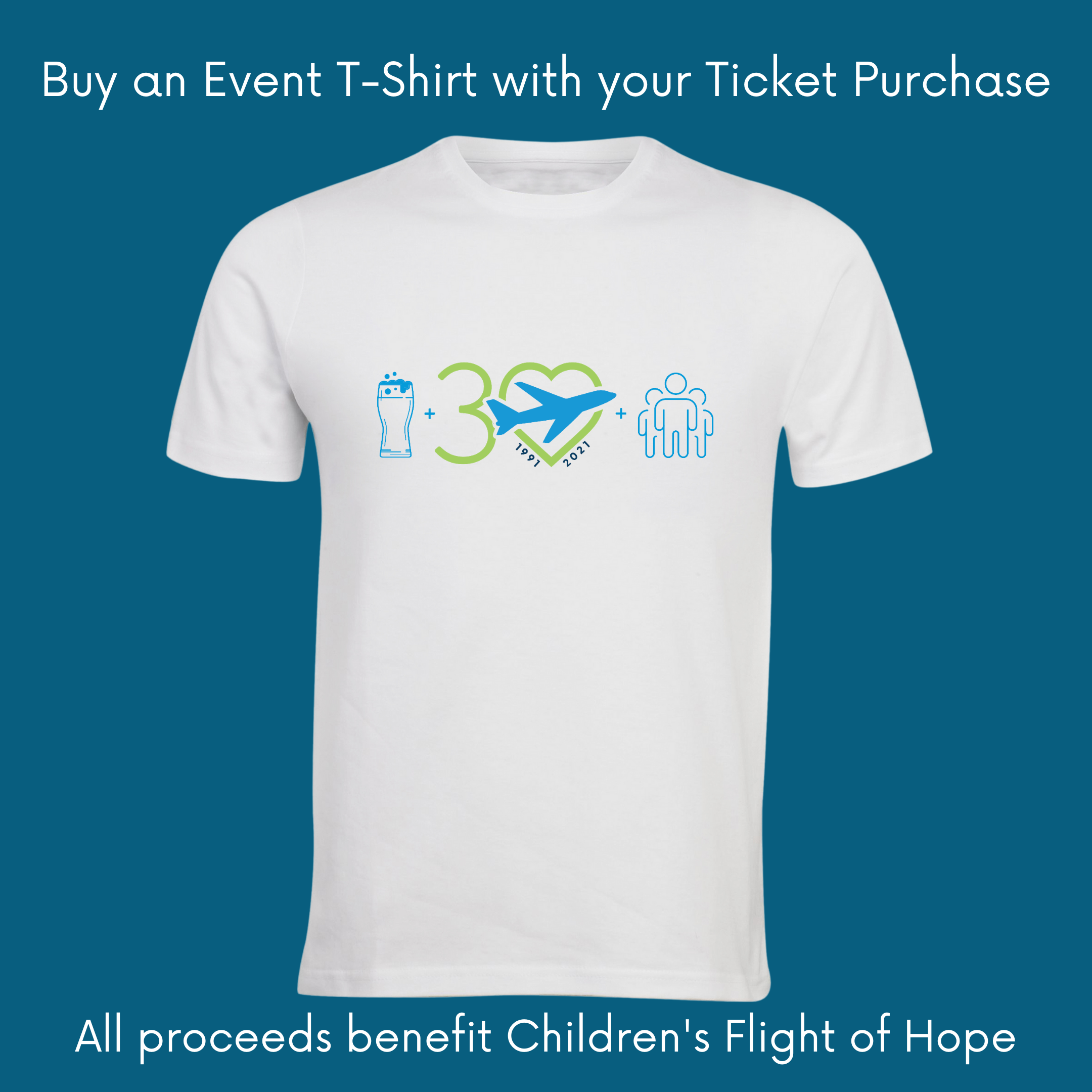 Buy an event t shirt with your ticket purchase %281%29