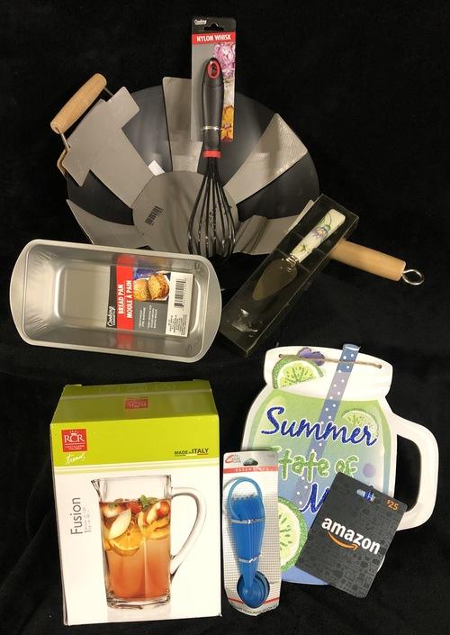 Various items   gc