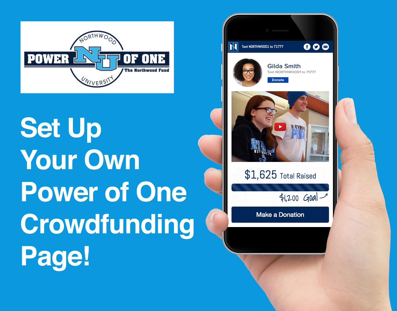 Fundraising signup northwoodu