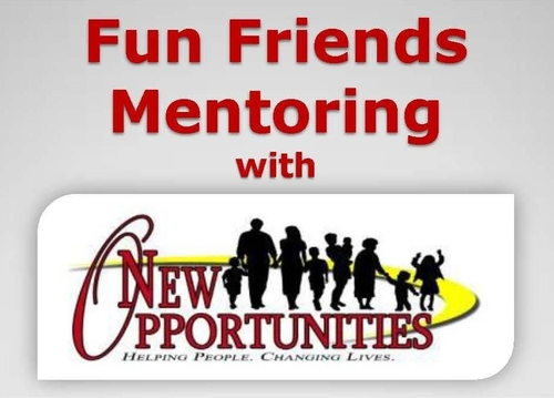 Fun friends mentoring logo