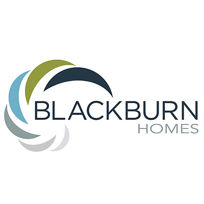 The blackburn homes logo. coloredit1