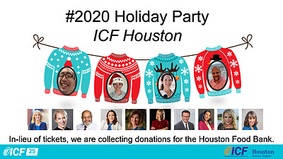 Icf holiday party