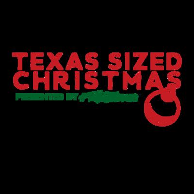 Tx sized christmas logo