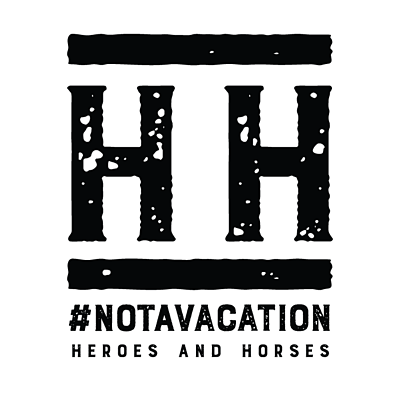 Heroes and Horses Logo