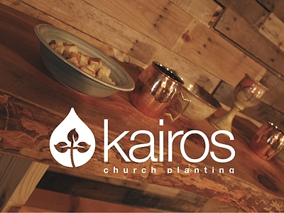 Kairos Church Planting  Logo