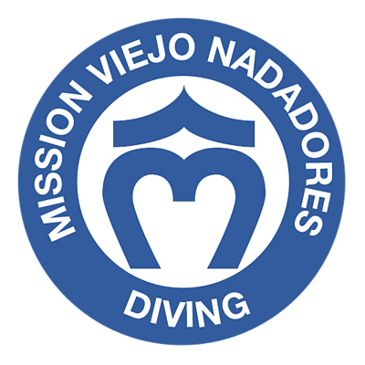 Mission Viejo Nadadores Dive Team Logo