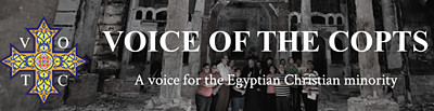 Voice Of The Copts Logo