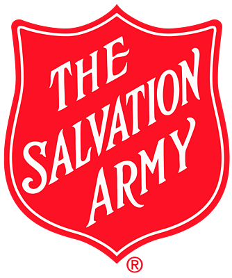 Salvation army logo high vector