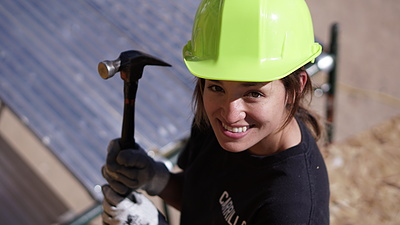 Greater Albuquerque Habitat for Humanity Logo