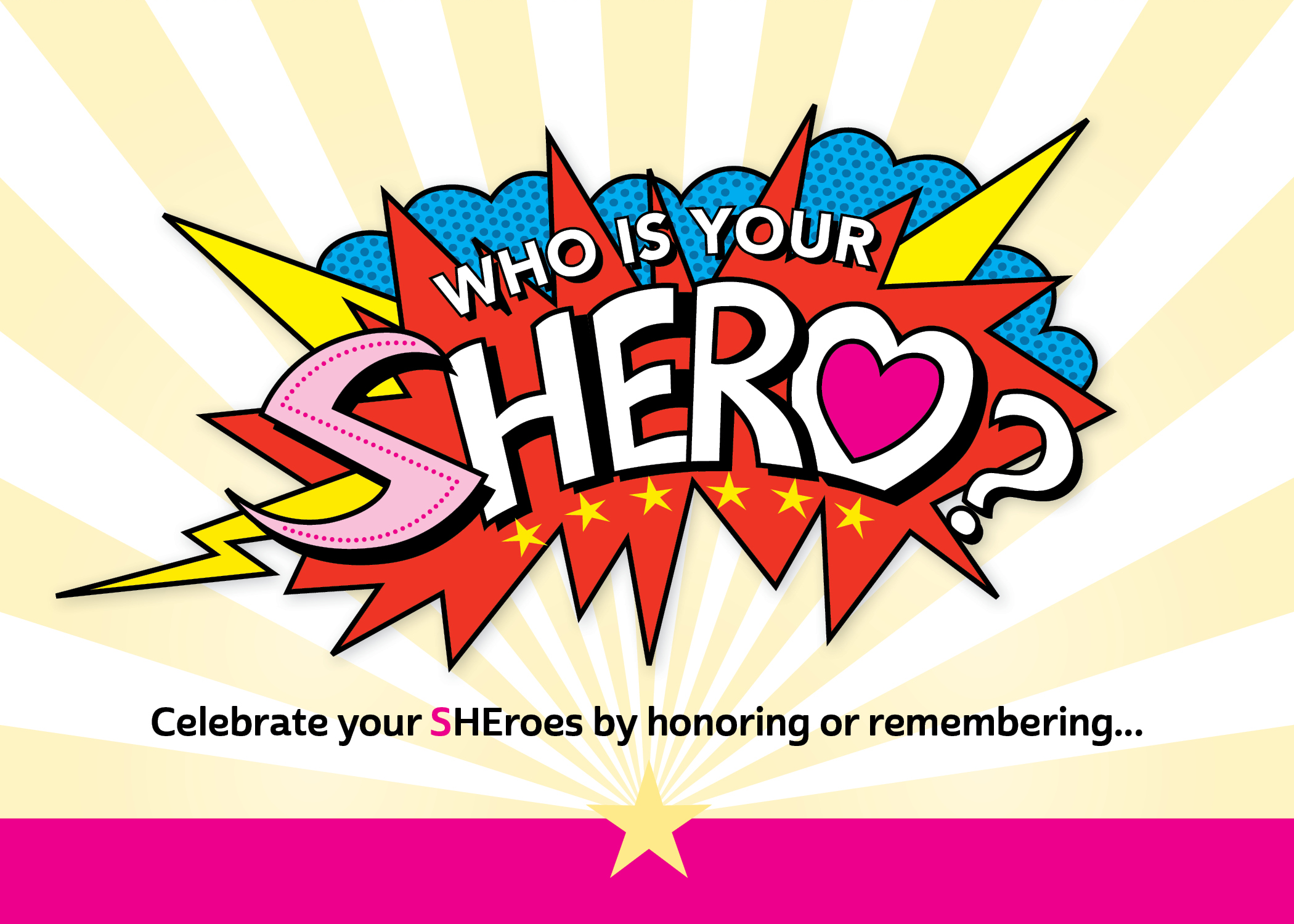 Shero solicitation card 2018