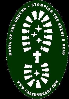 Caleb's Heart Ministries Logo