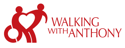 Walking with Anthony Logo
