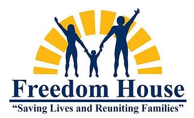 Freedom House New Jersey Logo