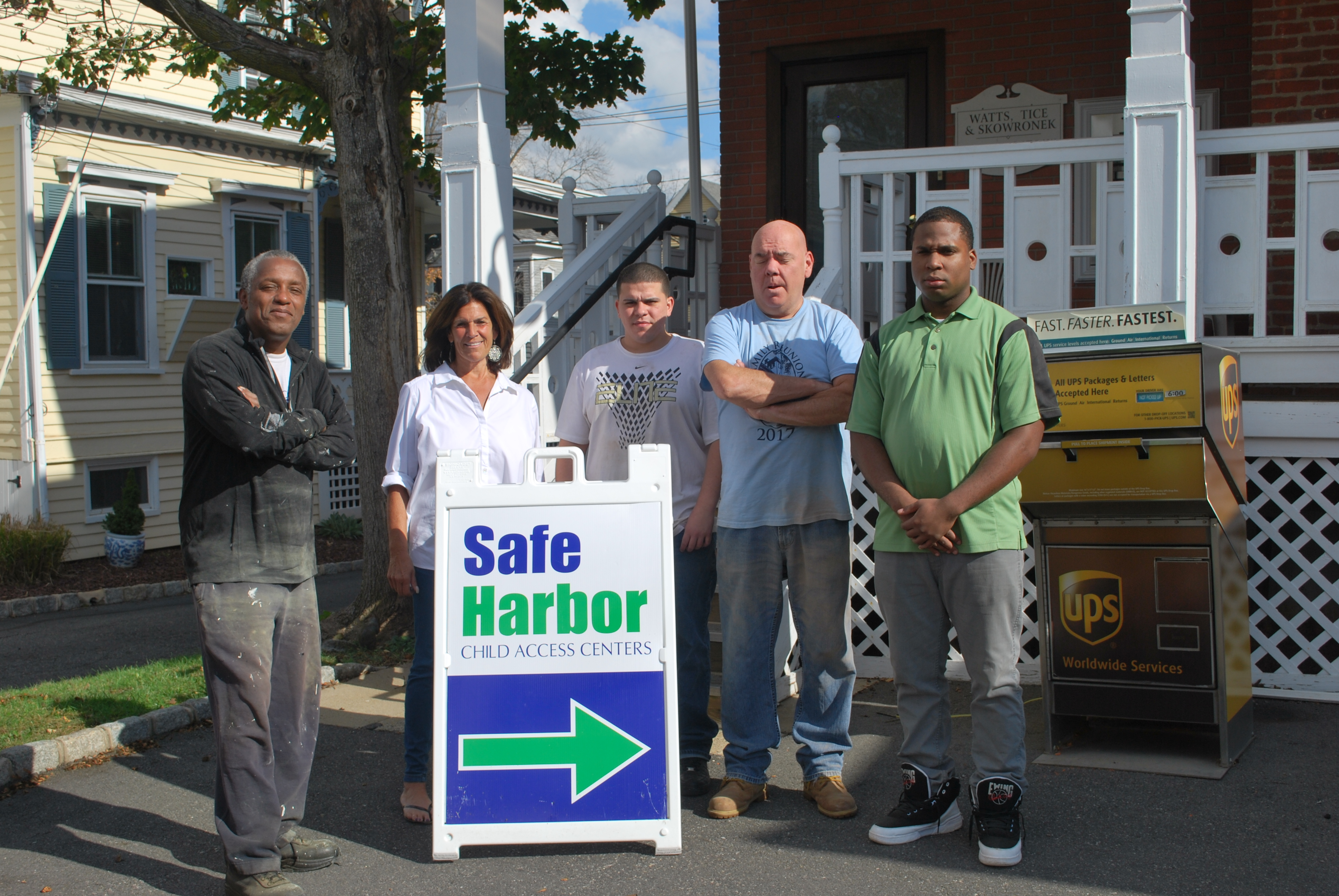 Freedom house and safe harbor