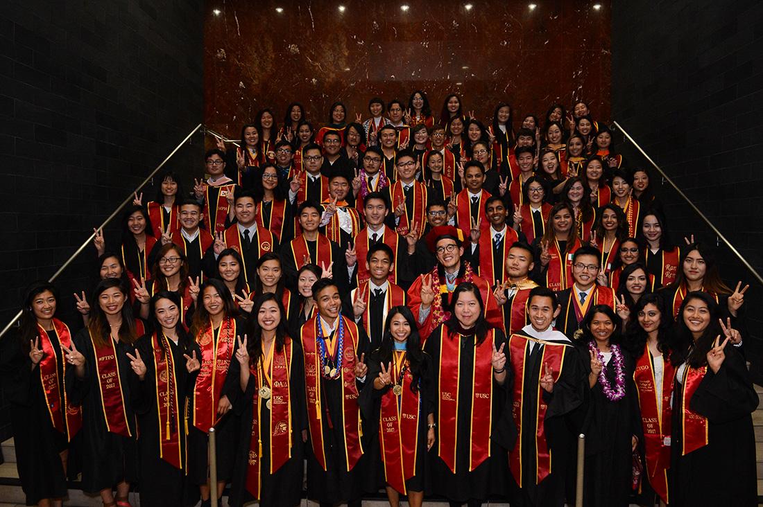 Ap graduate celebration