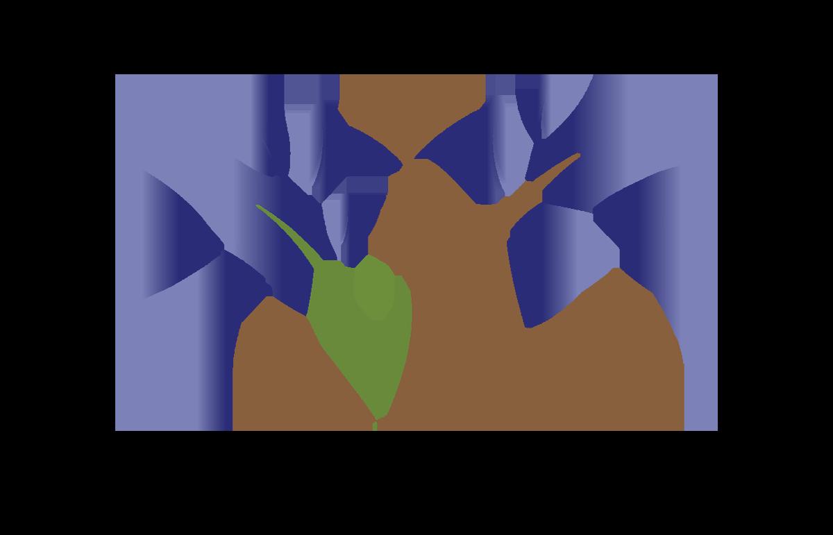 Unity logo tree only