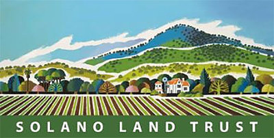 Solano Land Trust Logo