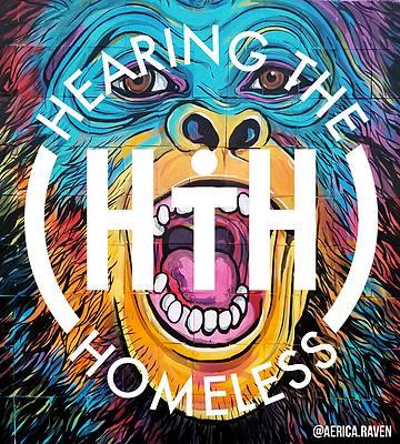 Hearing the Homeless Logo
