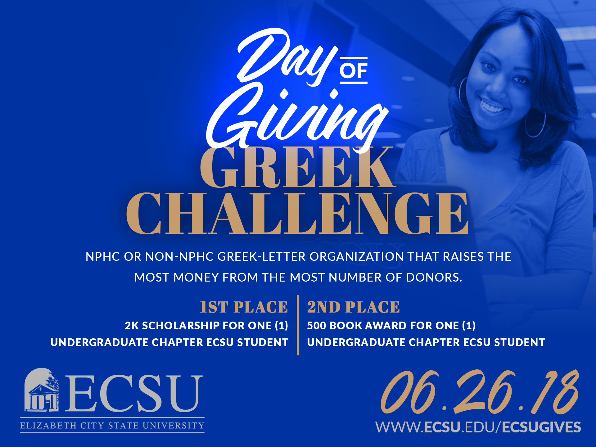 Ecsu day of giving greek challenge5