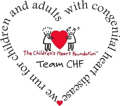 The Children's Heart Foundation Logo