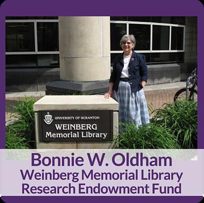 Bonnie oldham fund