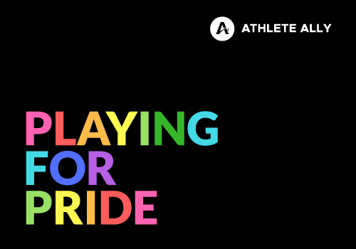 Playing for pride88