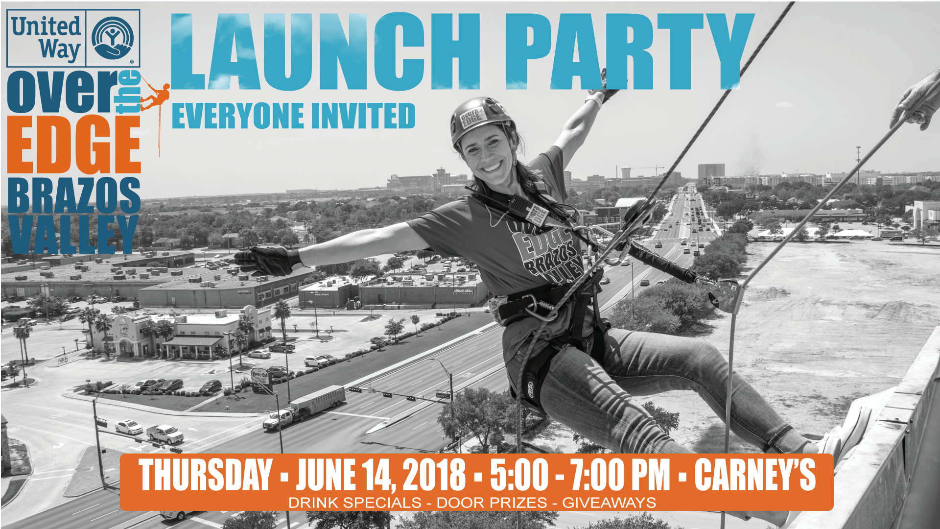 Launch party fb event