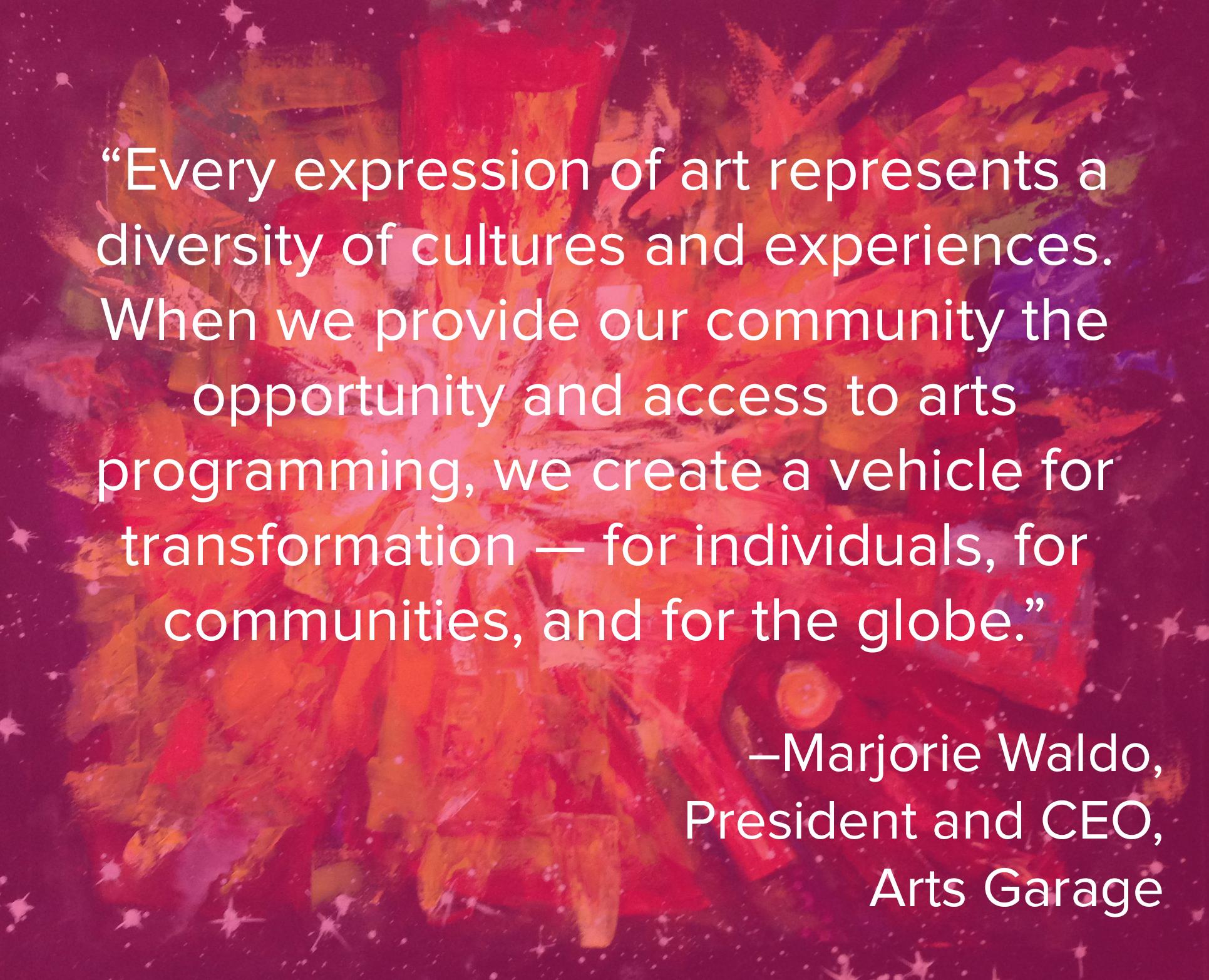 Arts garage quote