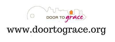 Door to Grace Logo