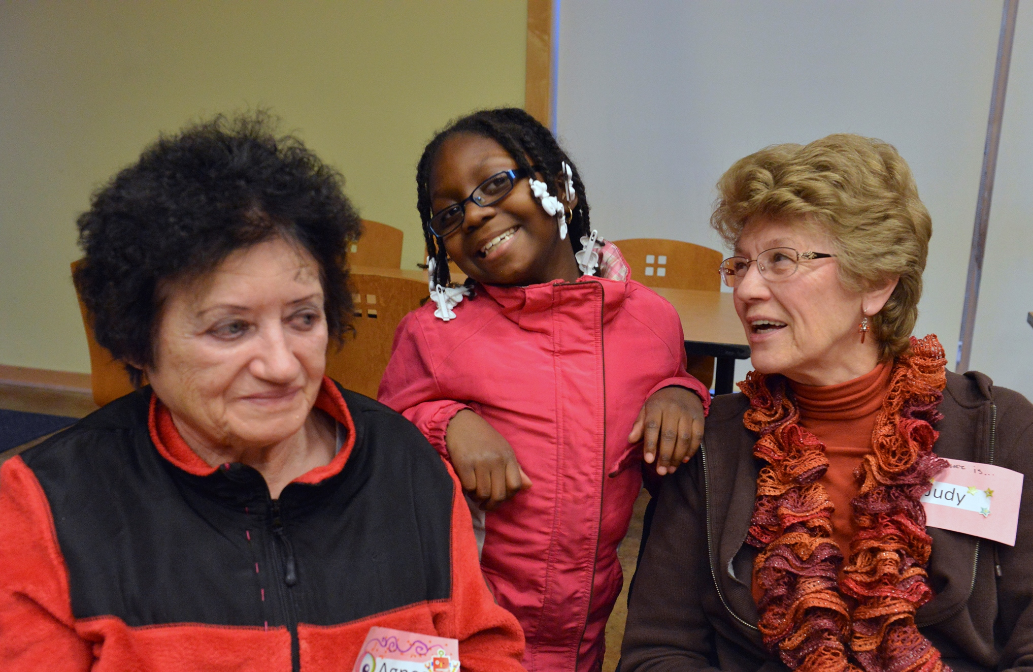 Lbfe intergenerational program