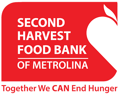 Second Harvest Food Bank of Metrolina Logo