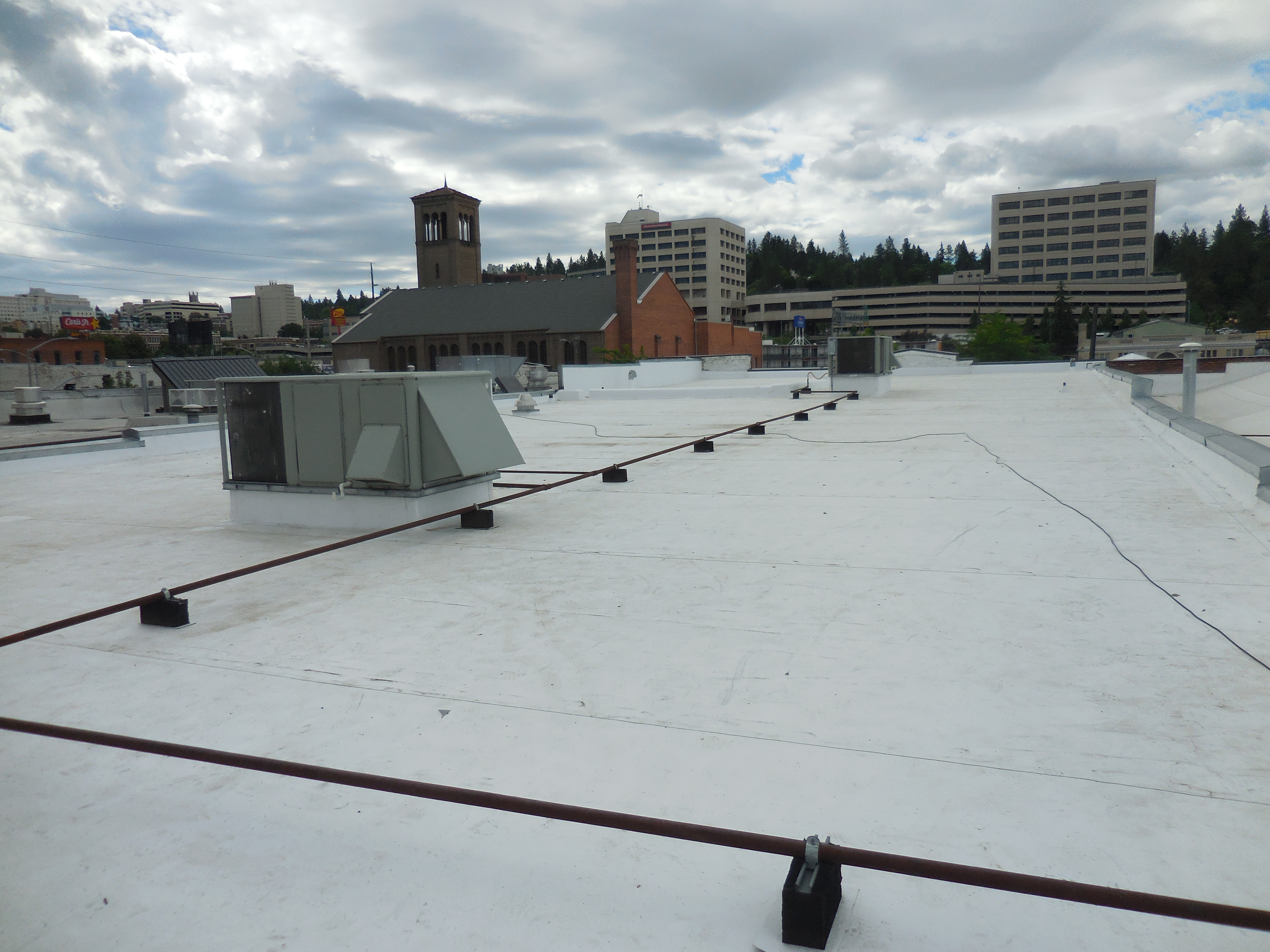 Wh roof