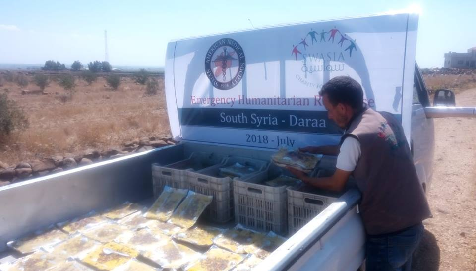 Border  food truck