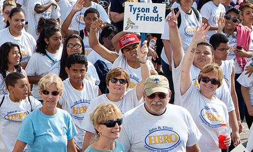 Tyson walkers