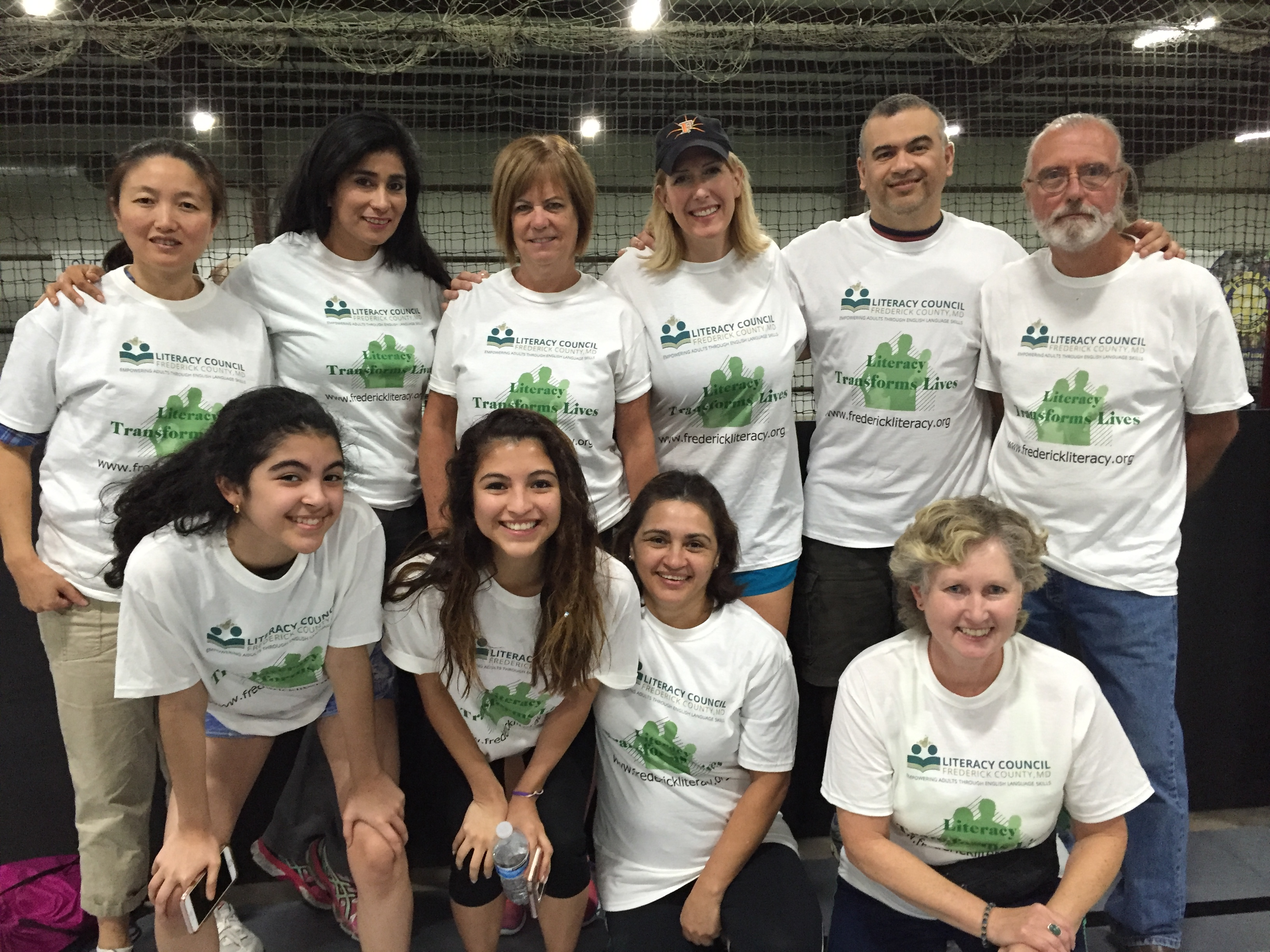Unity olympiad team