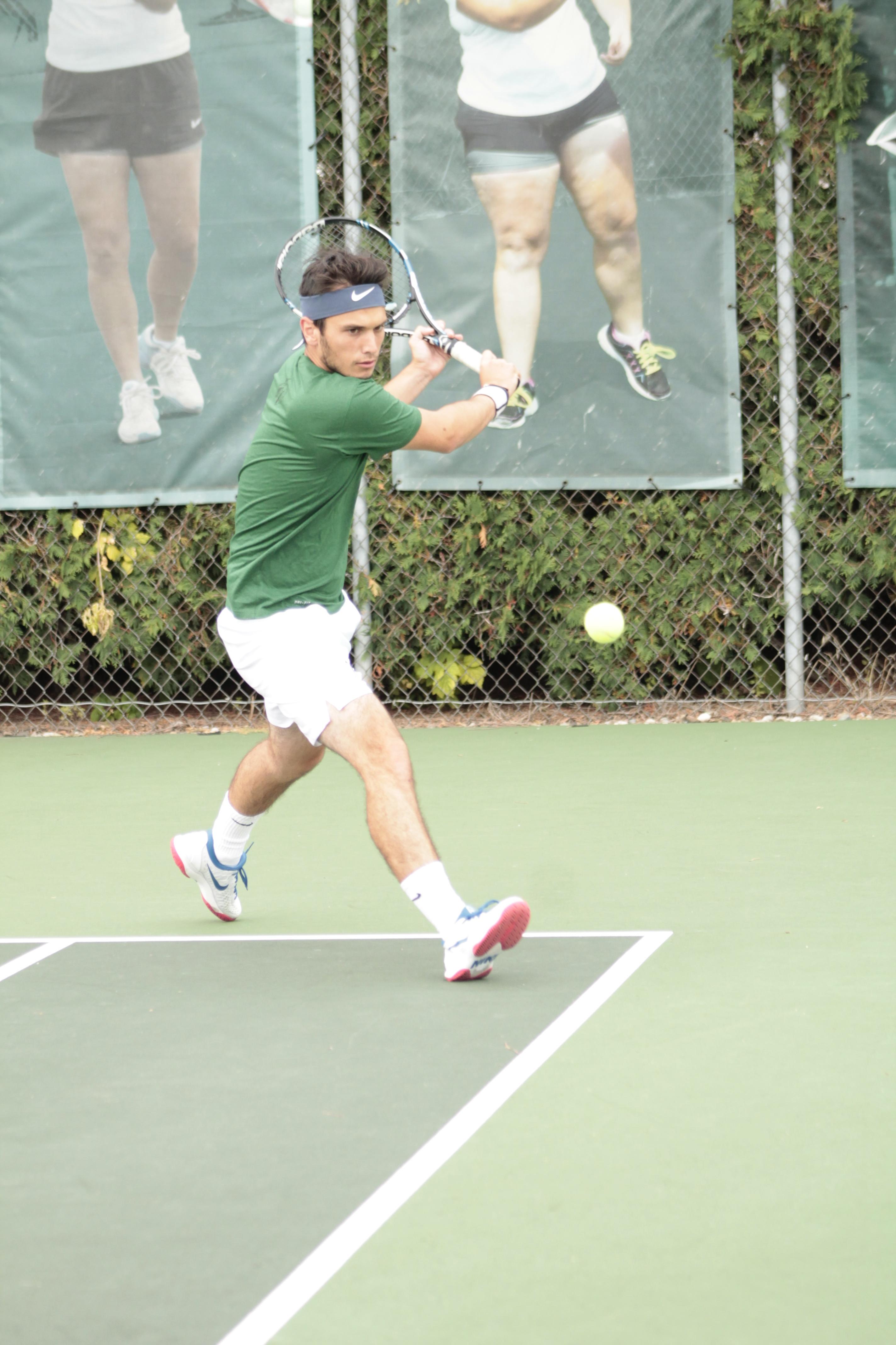Mens tennis