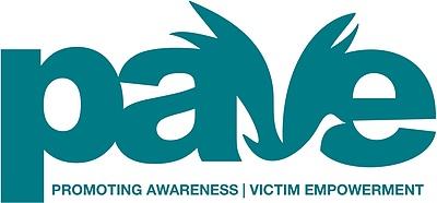 Promoting Awareness Victim Empowerment Logo