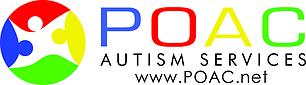 POAC Autism Services Logo