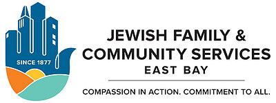 Jewish Family & Community Services East Bay Logo