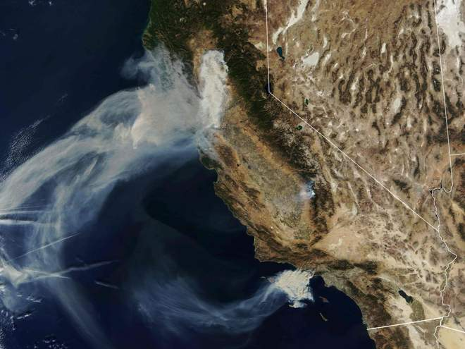 California wildfires2