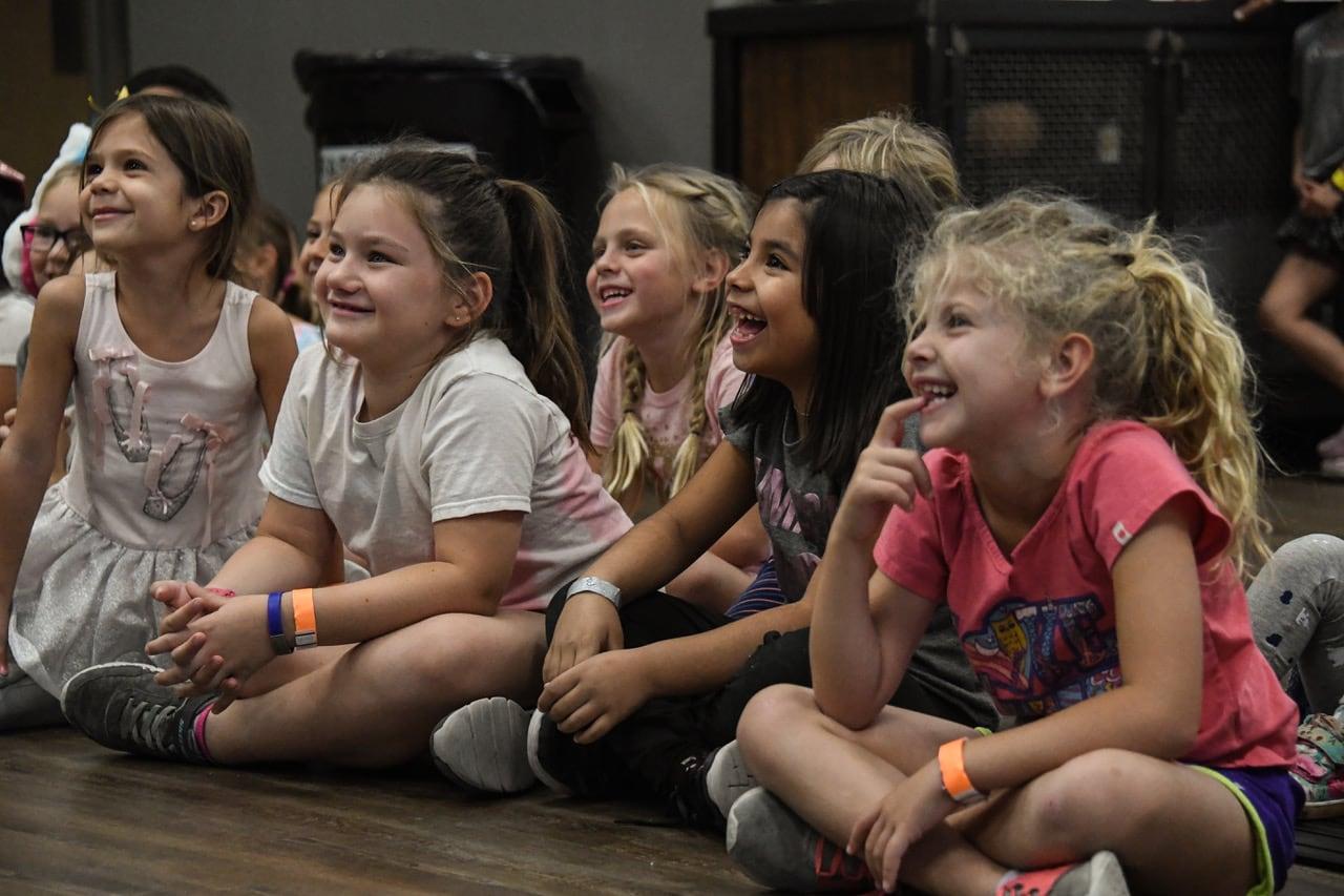 Sports academy foundation kids camp 1