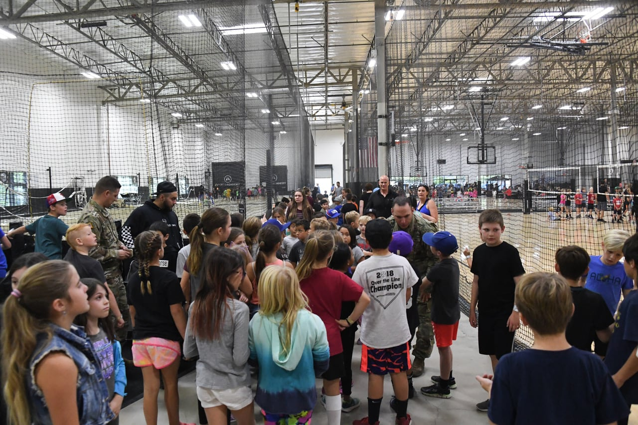 Sports academy foundation kids camp 13