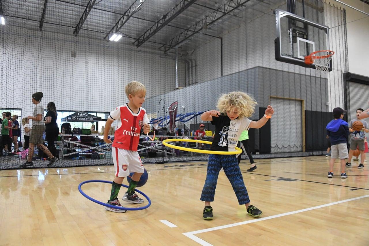Sports academy foundation kids camp 12