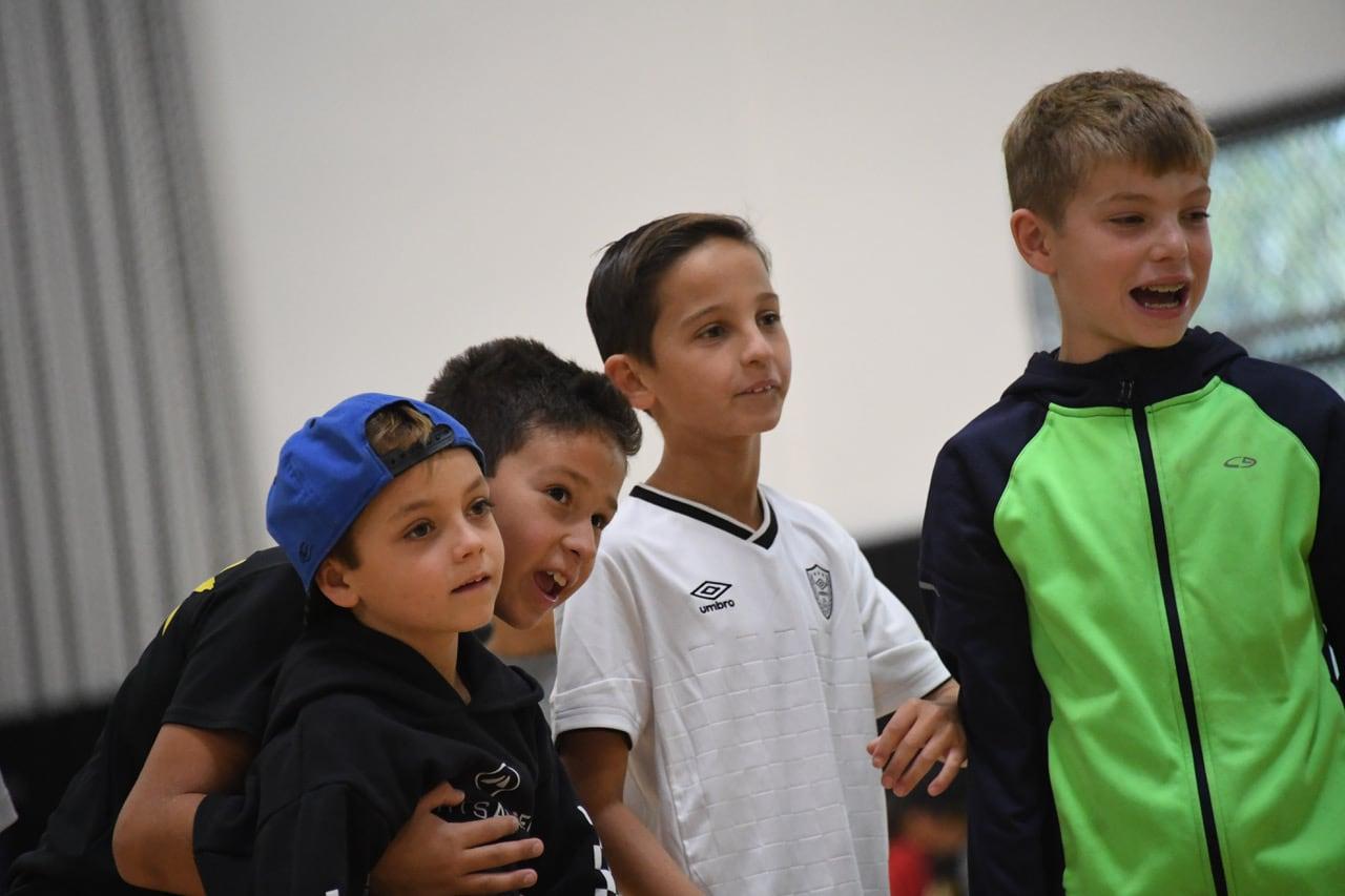 Sports academy foundation kids camp 10