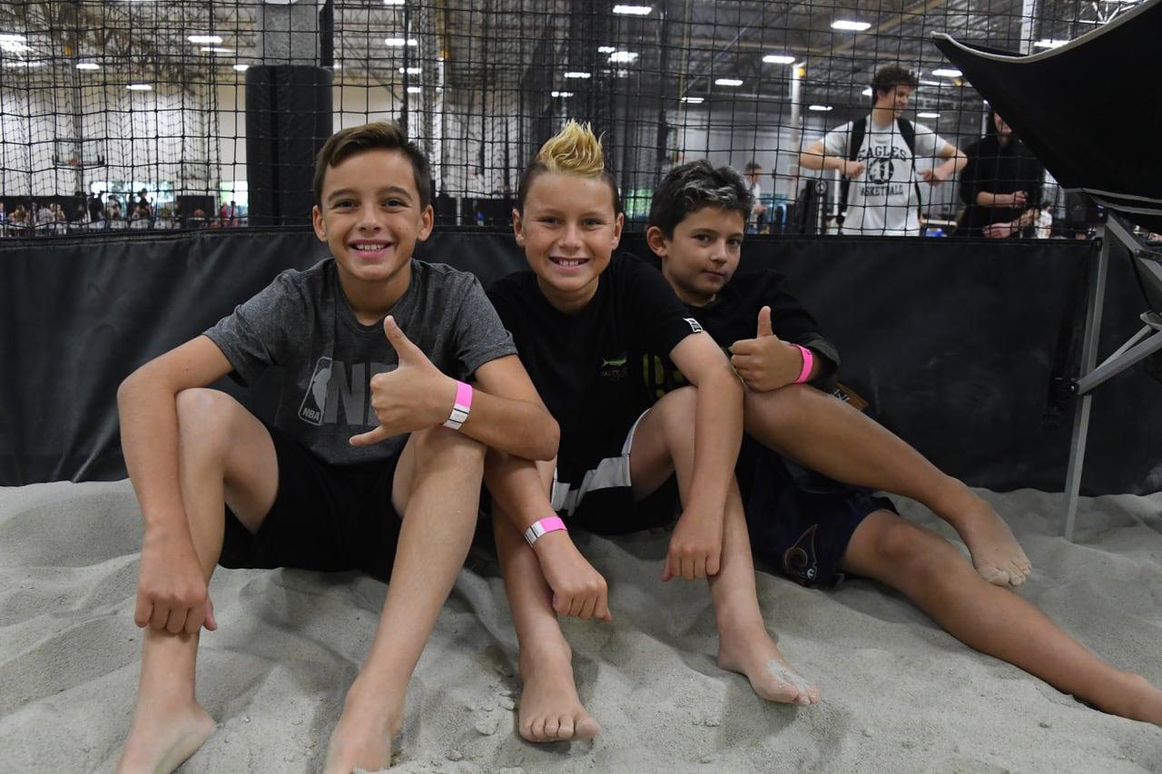 Sports academy foundation kids camp 5