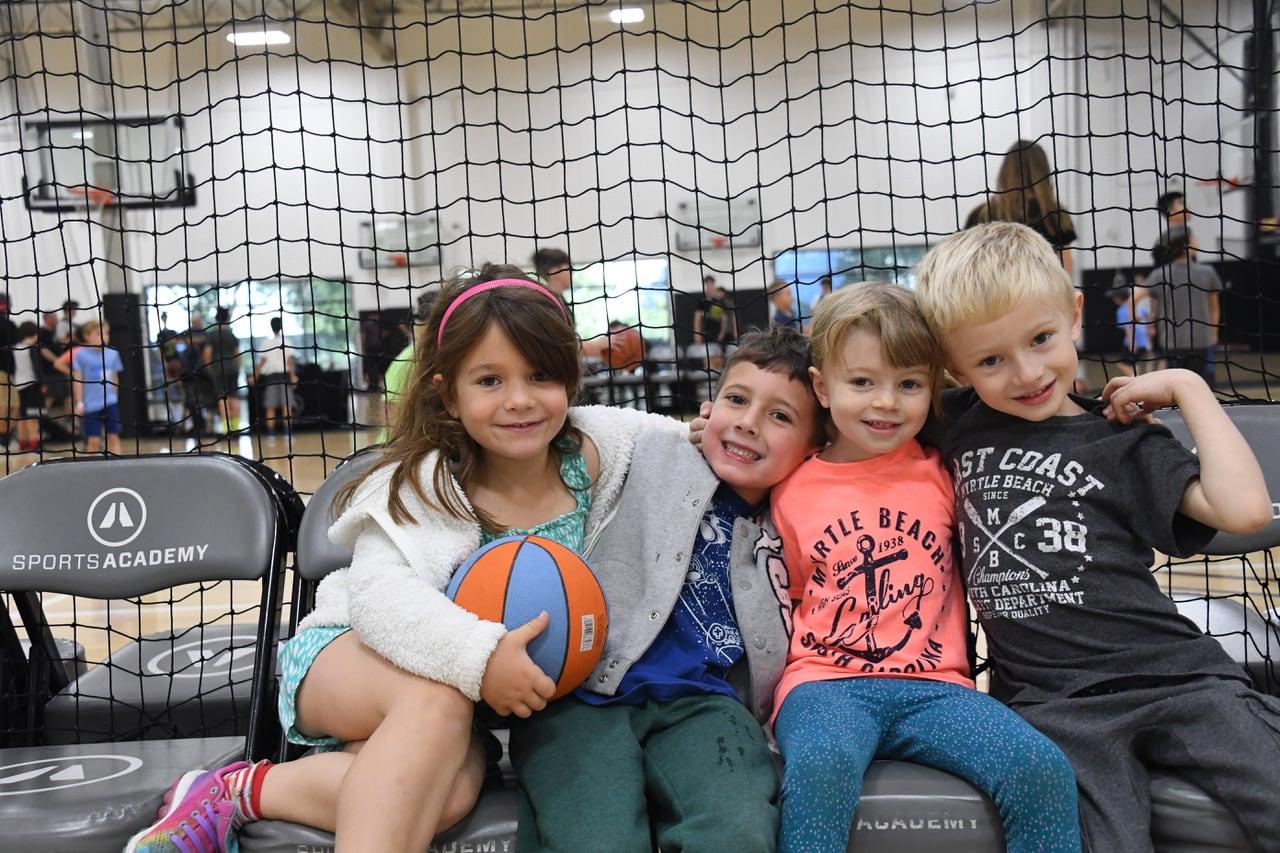 Sports academy foundation kids camp 4