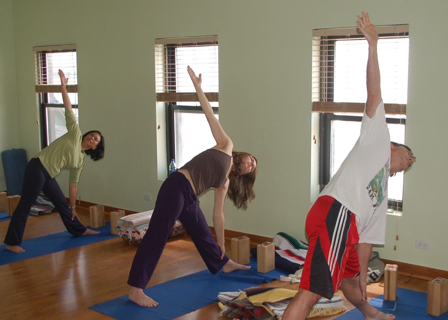 116 yoga