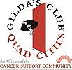 Gilda's Club Quad Cities Logo