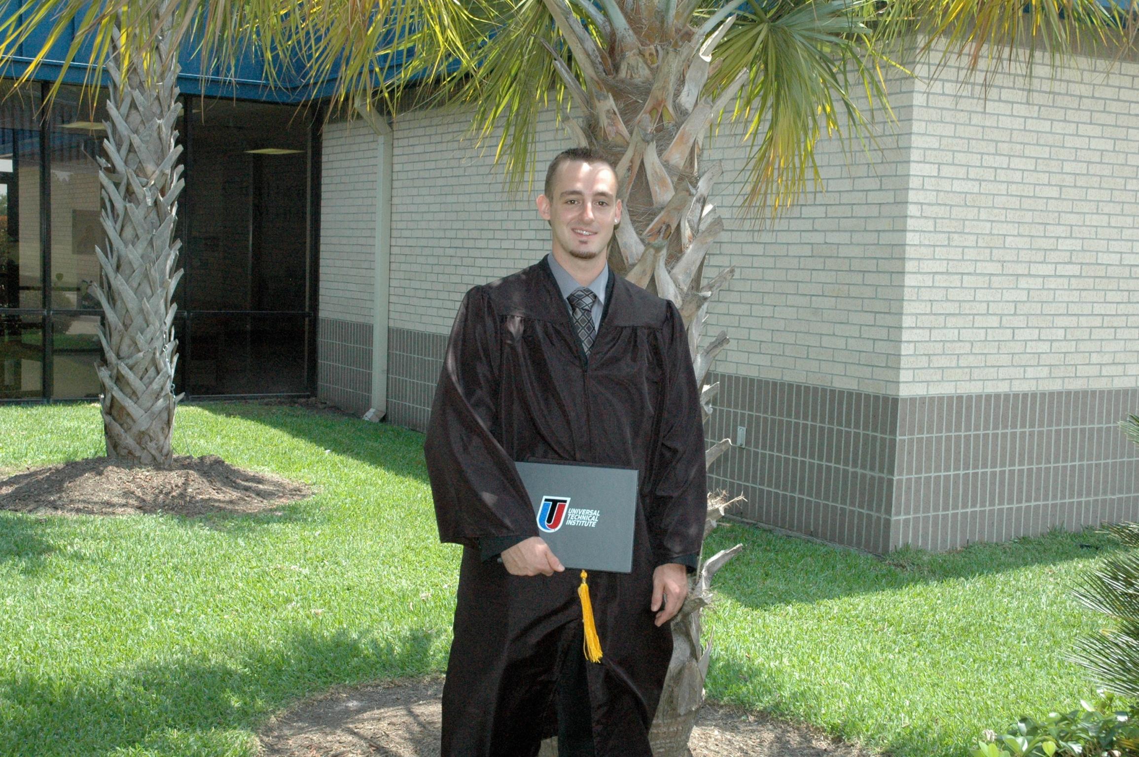 Bobby bove graduation